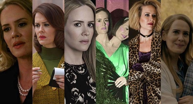 Est sarah paulson poilue femmes célébrités@todorazor.com
