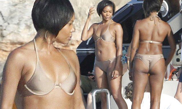 Gabrielle union nue pro les filles @todorazor.com