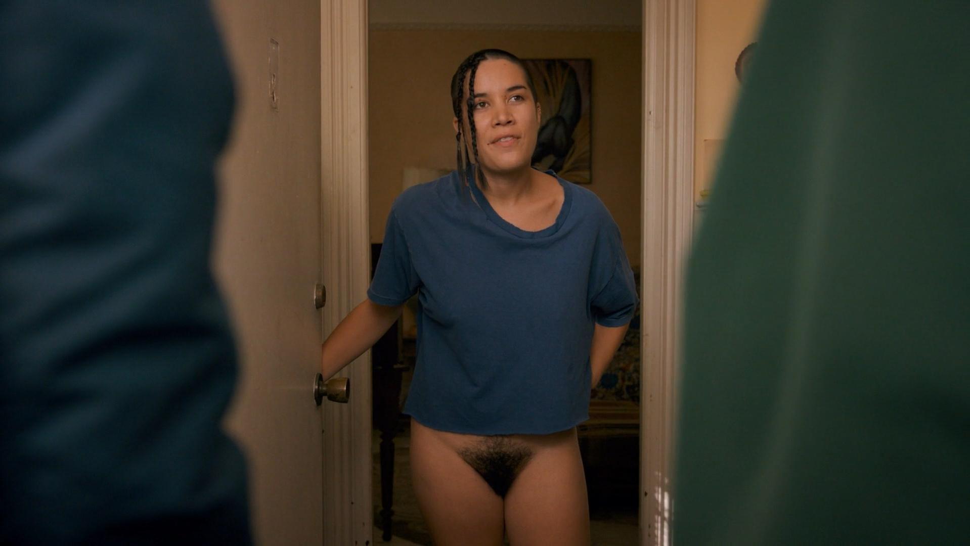 Celebs nude bushnu anime les @todorazor.com