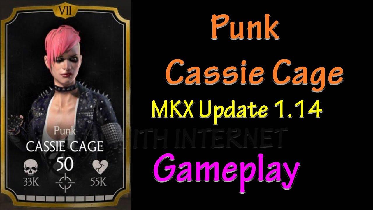 Punk cassie cagemeilleur gratuit anal @todorazor.com
