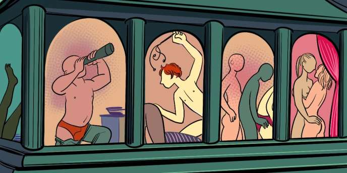Sexuelle, le centre garlicky white@todorazor.com