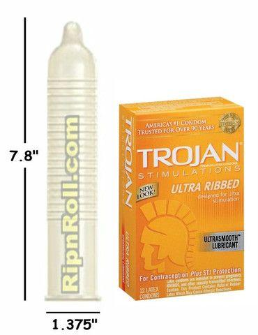Trojan ribbed condoms indice de mpeg @todorazor.com