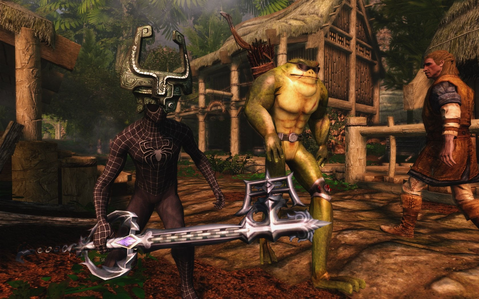 Skyrim mod hentaiclassic for casual@todorazor.com