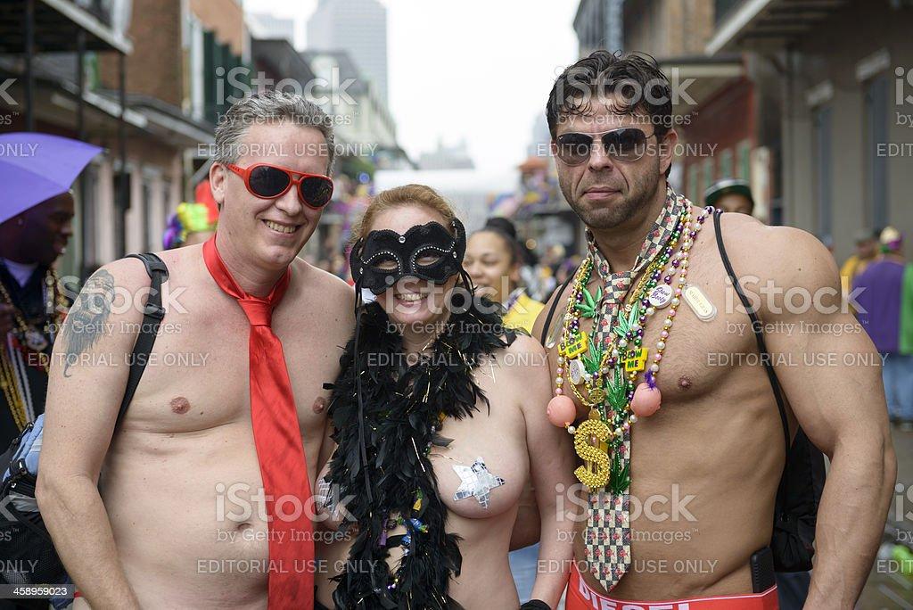 Mardi gras seins montrant seins en @todorazor.com