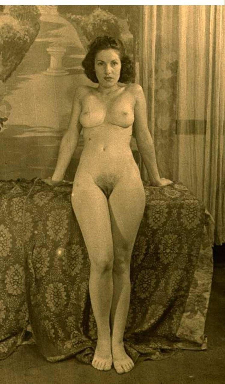vintage salon de la photo – Domina