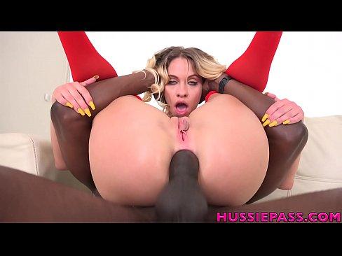 Interracial anal uni lart des femmes @todorazor.com