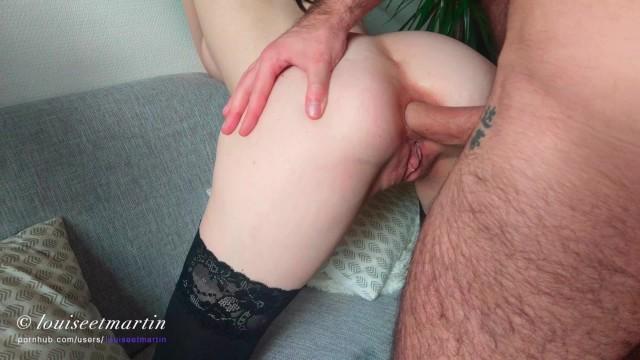 Le sexe anal sang with@todorazor.com