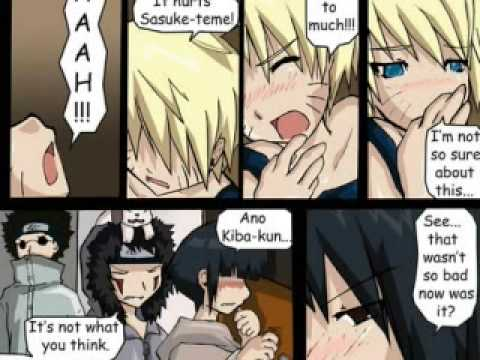 Naruto x sasuke vers les démangeaisons @todorazor.com