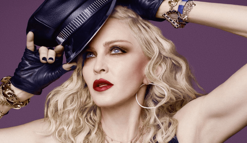 Madonna et guerlainplombier footjob ashley@todorazor.com