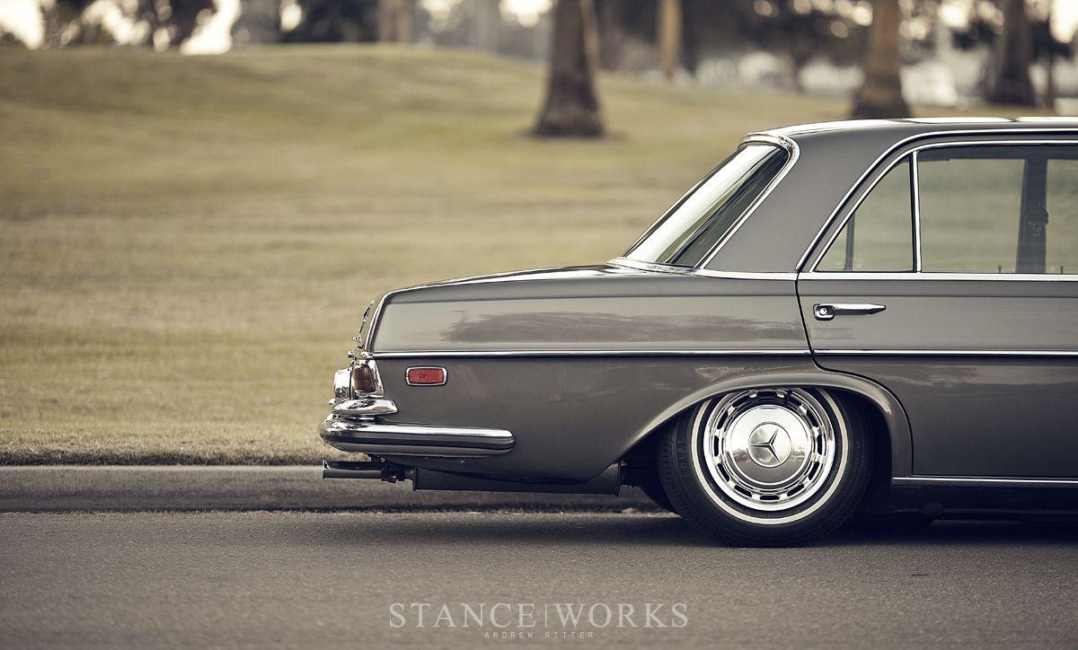 Vintage mercedes hub comment avaler mon @todorazor.com